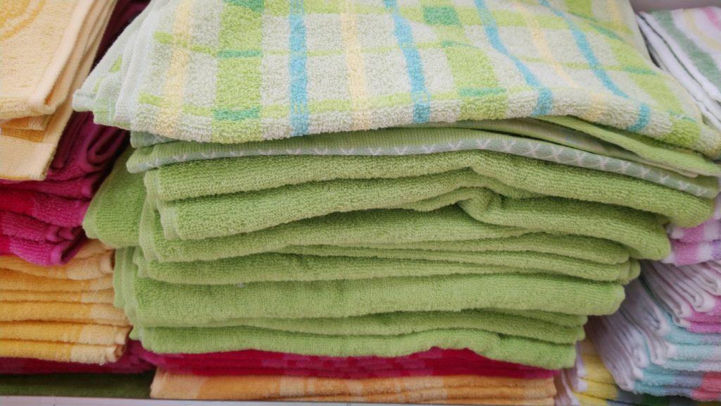 使い捨てタオルの上手な使い方